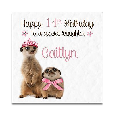 77 best Handmade Personalised Cards images – Ferret Birthday Card