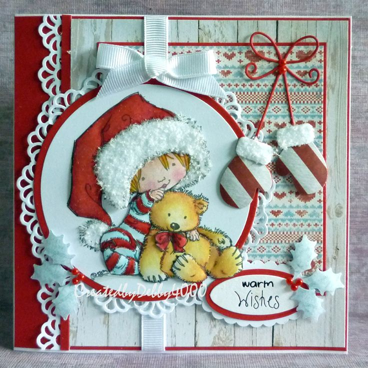 A Scrapjourney: Baby Christmas