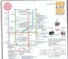 Busan subway map and guide