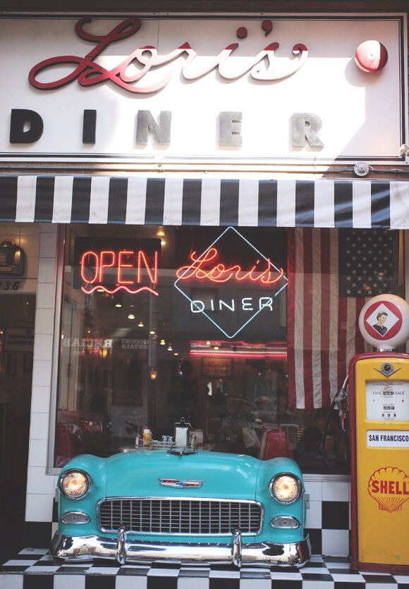 LORI'S DINER (336 Mason Street, SAN FRANCISCO, CA)