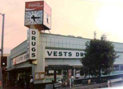Vest Drug Store 19th and Chester Avenue Bakersfield, CA ...