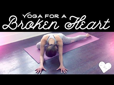 Yoga For A Broken HeartYoga With Adriene writes:This yoga...