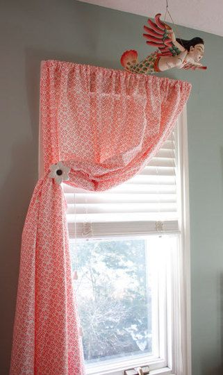 Curtains Ideas curtains made from bed sheets : 17 Best ideas about Bed Sheet Curtains on Pinterest | Sheet ...