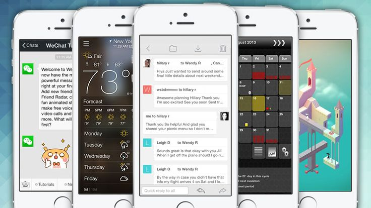The 100 Best iPhone Apps of 2014( Great apps for procrastinators, unorganised people, you know who you are)