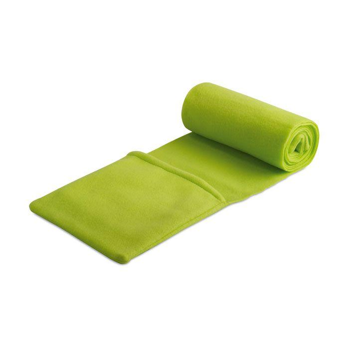 Sciarpa con due comode tasche nella parte finale http://www.ibiscusgadget.it/prodotto/eskimo-ibiscus/