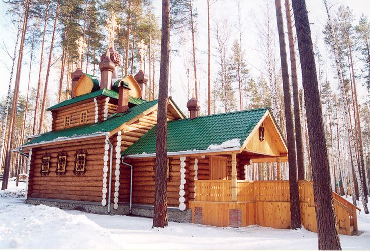 Listvyanka, Siberia.