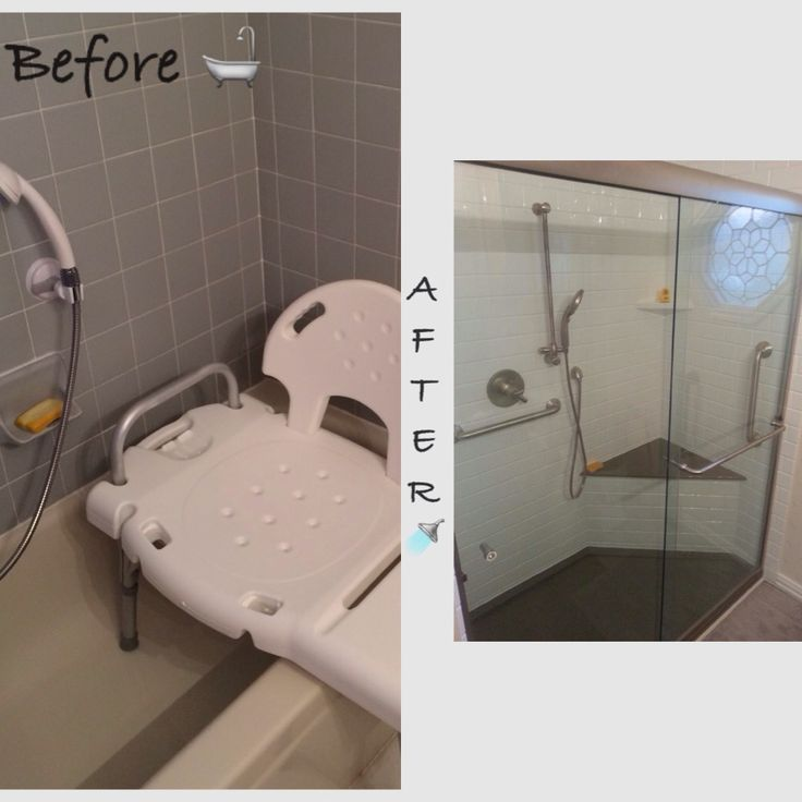 28 best images about walk in shower with bench seat on pinterest - Walk in shower base ...