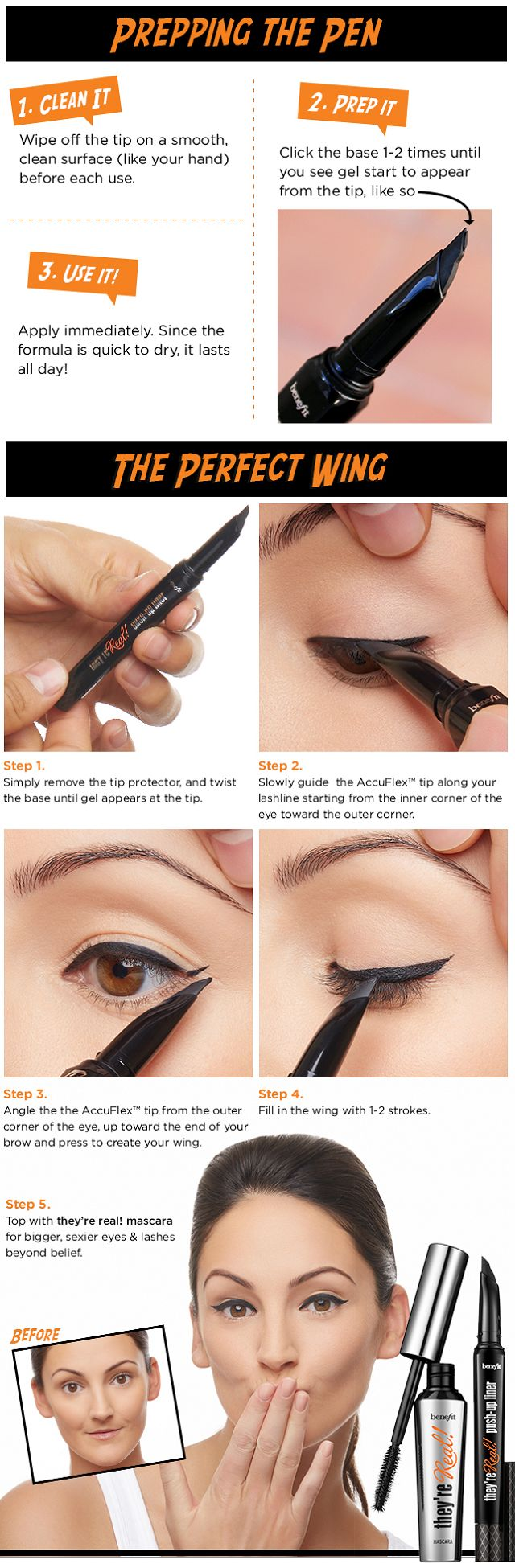 Perfect Eyeliner Tutorial