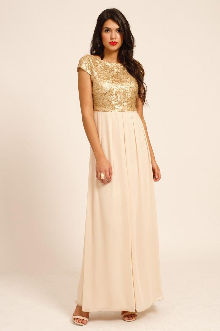 The 25 best cream bridesmaid dresses ideas on pinterest gold cream bridesmaid dress whit it has the gold haha ombrellifo Images