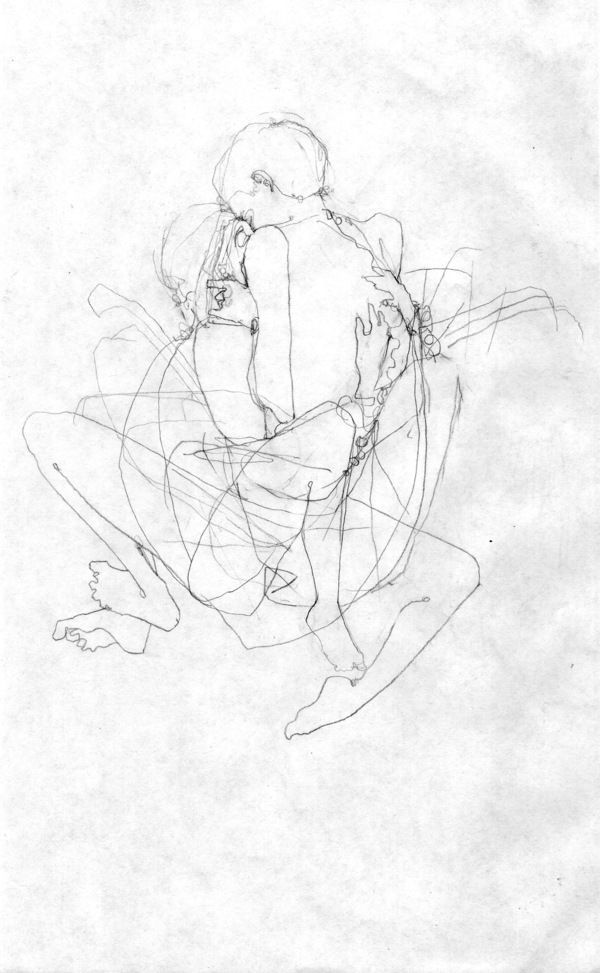 Nicholas Weltyk  single line drawings are beautiful, I should do that more.