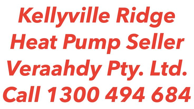 Heat Pumps Kellyville Ridge