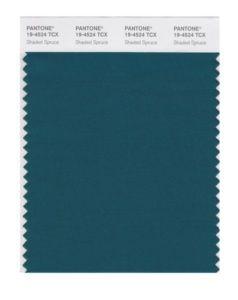 Die Trendfarben Herbst/Winter 2017 von Pantone http://lelife.de/2017/09/die-trendfarben-herbstwinter-2017-von-pantone/ haded Spruce könnte man im Wald begegnen mit seinem satten Glanz und der Tiefe, wie er als Grünton in der Natur vorkommt. Er steht für Schutz und Geborgenheit und kann auch als ein sattes Blaugrün des Ozeans gesehen werden. Die Pantone-Farbe ist satt und tief zugleich, sie strotzt nur so von Natur. Shaded Spruce heißt übersetzt schattierte Fichte, was natürlich auch ein…