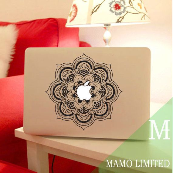 Macbook Decal Macbook Decals Macbook Suit Cover by MaMoLIMITED, $8.99
