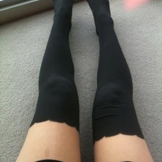 Ruined my favourite stockings :'(