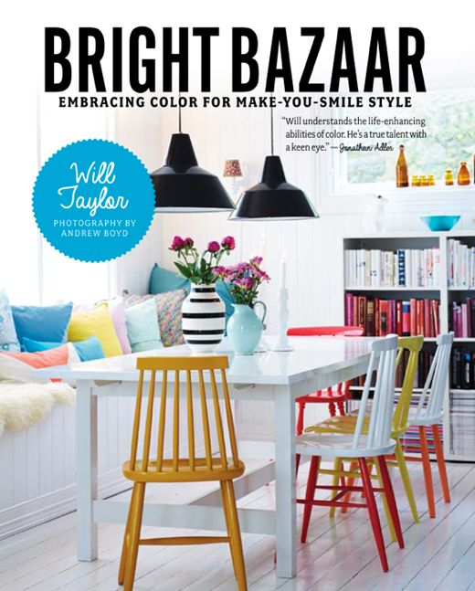 Bright Bazaar Book http://www.amazon.com/gp/product/1250042011/