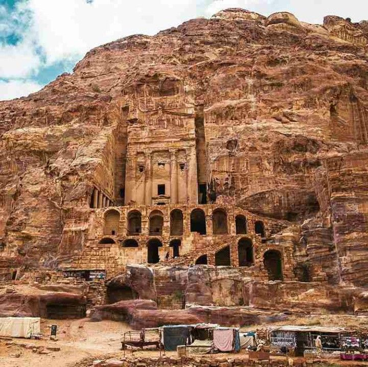13 best Petra images on Pinterest | Ancient architecture ...