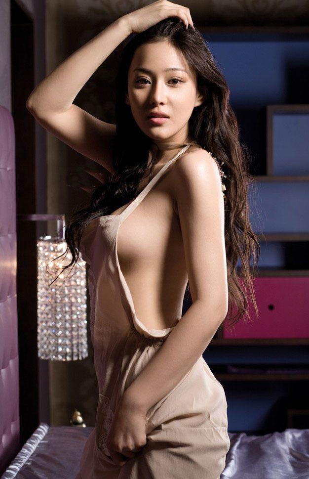 Chinese model zhang yaru