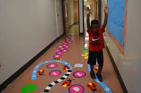 Image Result For Sensory Walk Hallway Sensory Pathways