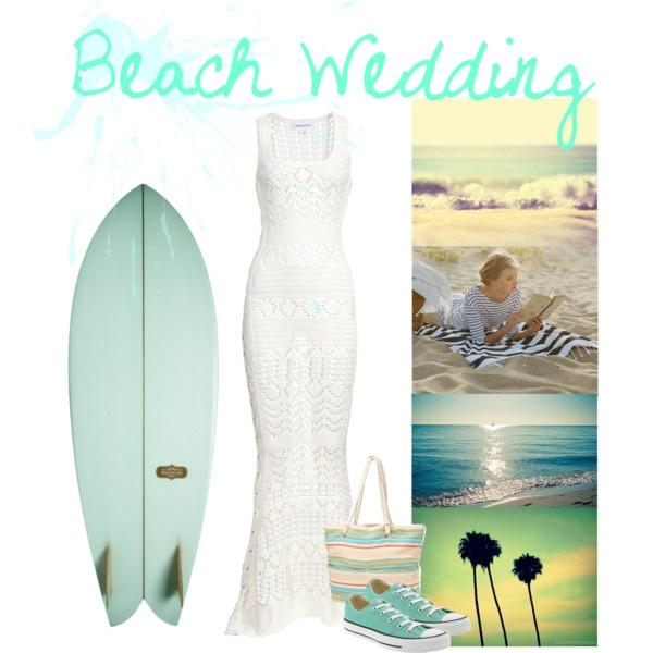 """The Beach Wedding"""