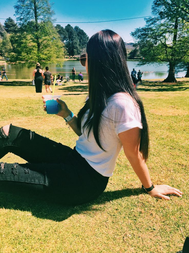 A beautiful day spent at the park for the Spring Fair ☀️🌴 Pinterest : gabzdematos