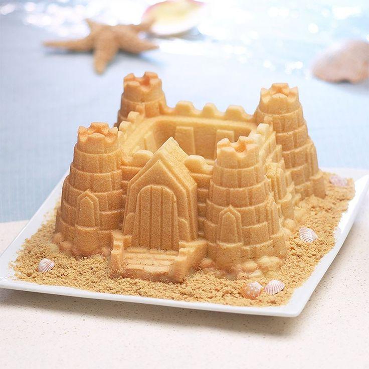 Buy nordic ware castle bundt cake pan nordic ware