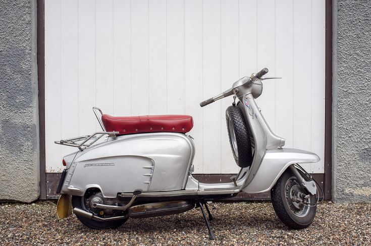 Lambretta Silver Special 1964, before makeover. | by Ronnie Gavelin