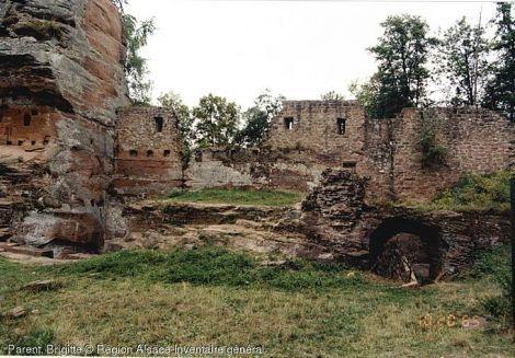 Château de la Lutzenhardt