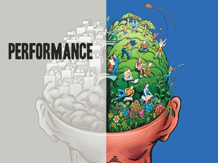 Performance-based courses focus on specific actions