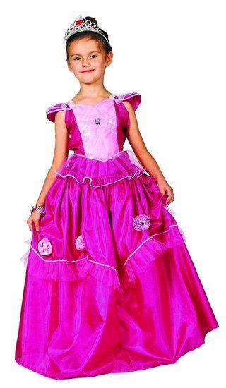 Roze prinsessenjurk Diana  #prinses #prinsessenjurk #jurk #rozeprinsessenjurk