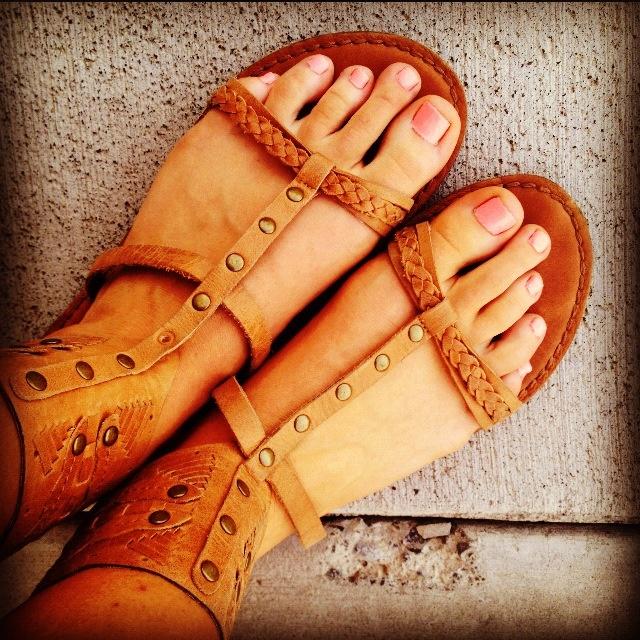 Jesus sandals <3