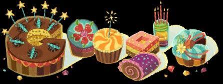 Gracias Google Happy B-Day