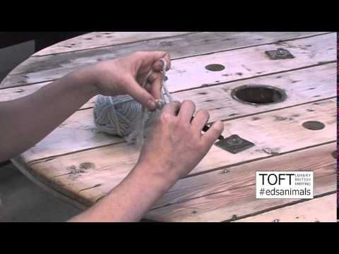TOFT Crochet: Making a Horn or Tusks