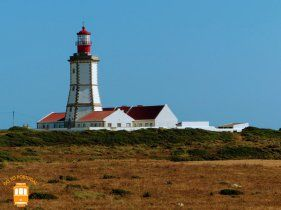 If you're going to visit Lisbon and surrounding area, then don't forget to go to the beautiful Cape Espichel lighthouse and church of Nossa Senhora do Cabo.