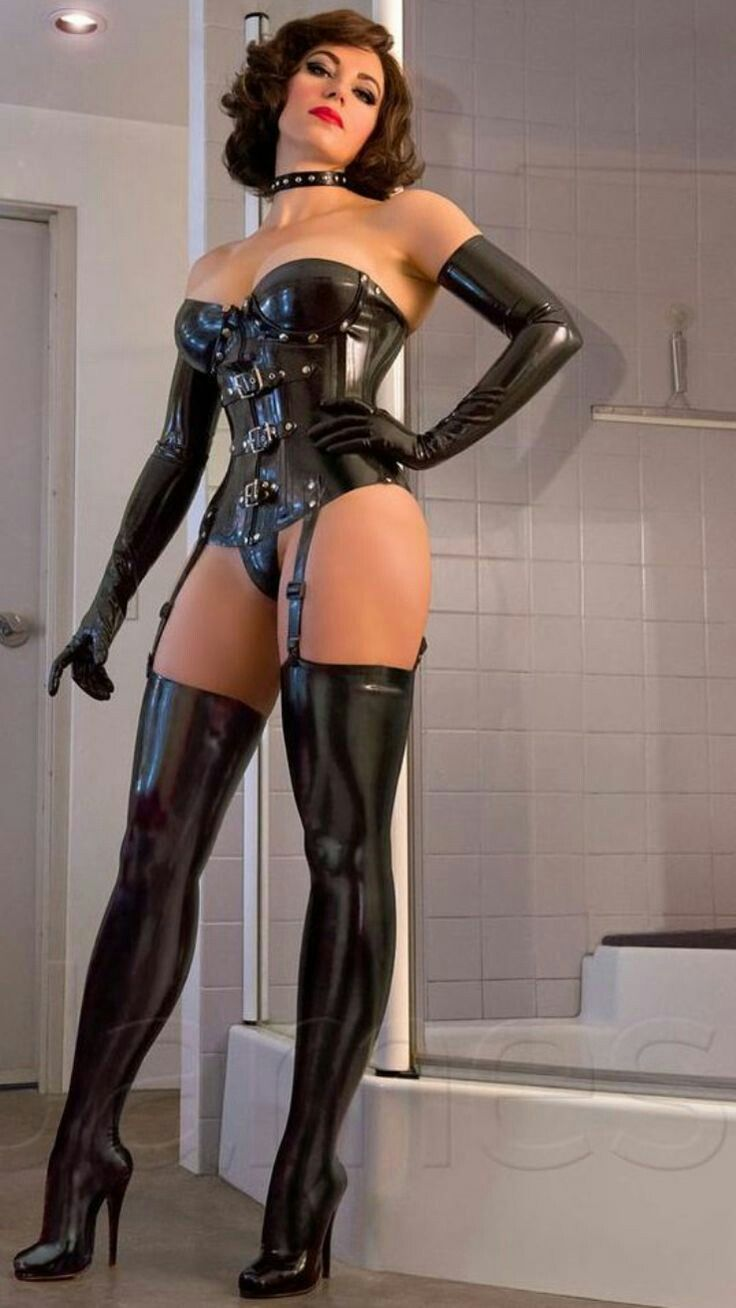 Not dominatrix fetish clothing clothes