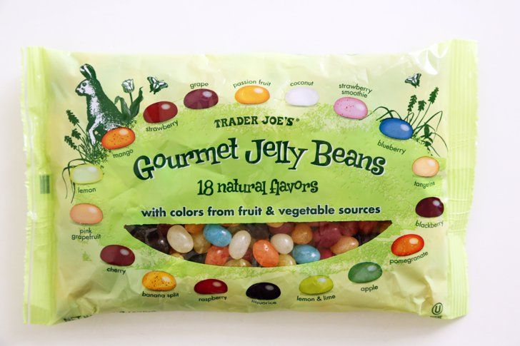 Pin for Later: Ranking Every Jelly Bean on the Market, From Best to Worst Trader Joe's Gourmet Jelly Beans