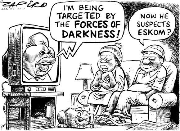 South Africa joke