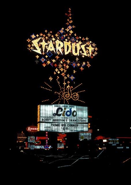 Stardust, Lido de Paris - Nevada, Las Vegas - 1986_