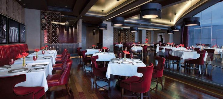 Li Beirut libanesisches Restaurant im Jumeirah at Etihad Towers