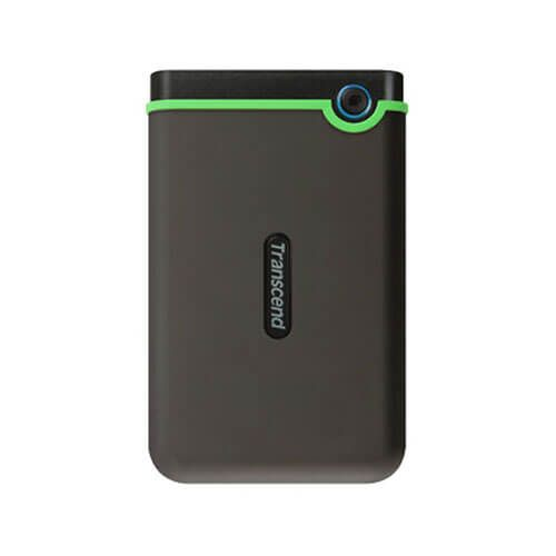 Transcend StoreJet 25M3 2 TB External Hard Drive (Iron Gray) - Buy Transcend StoreJet 25M3 2 TB External Hard Drive (Iron Gray) Online at Best Price in India - G4buy.com