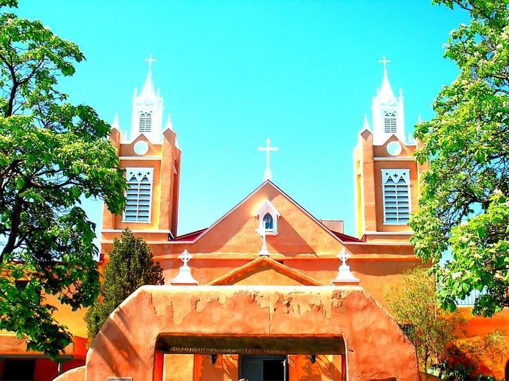 San Felipe de Neri, Old Town, Albuquerque, New Mexico
