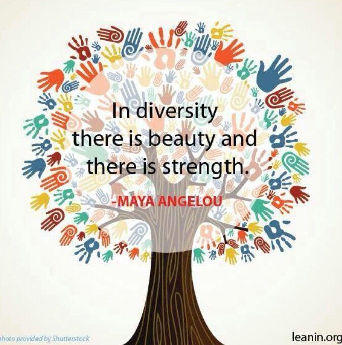 Quotes About Strength And Beauty: 9 Best Quotes Of Diversity And Inclusion Images On Pinterest
