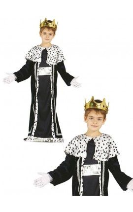 disfraz de rey mago melchor para nio
