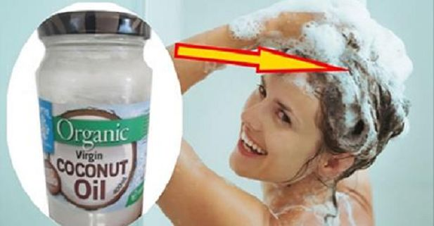 Coconut Oil And Lemon Paste: It Changes Gray Hair To Your Natural Color!