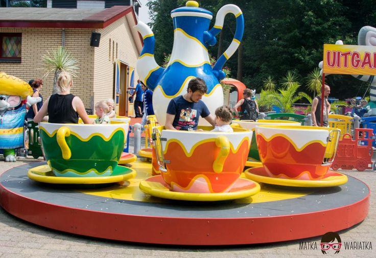 Julianatoren – park rozrywki cały dla maluchów