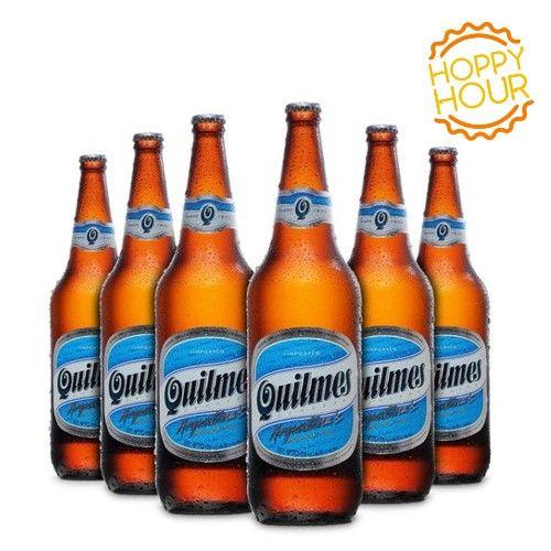 [EMPCERVEJA] Cerveja Quilmes 970ml R$ 8,73 unidade + frete grátis