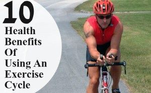 Health Benefits Of Using An Exercise Cycle