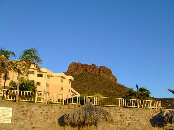 San Carlos Plaza Hotel.  San Carlos, Sonora, Mexico