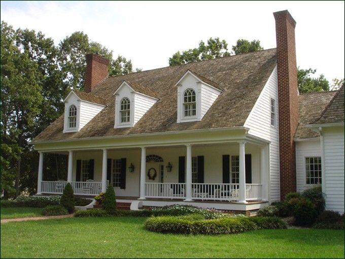 Eplans Cape Cod House Plan Four Bedroom Cape Cod 3702