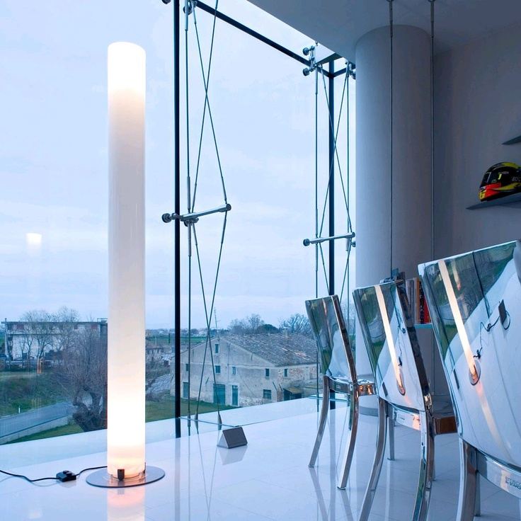 Vloerlampen | Flos | Stylos F6310004 | Lightmatters