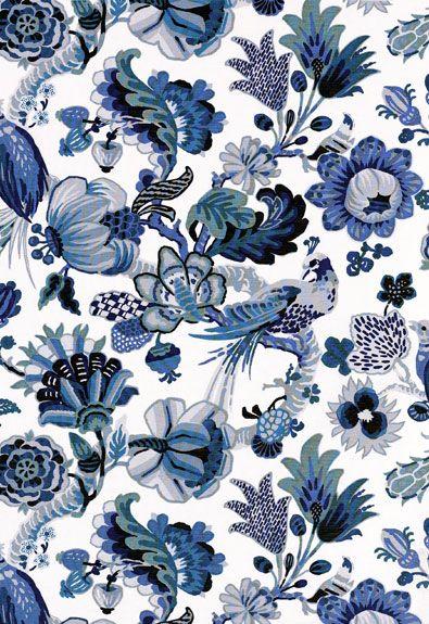 Cambourne Schumacher Fabric